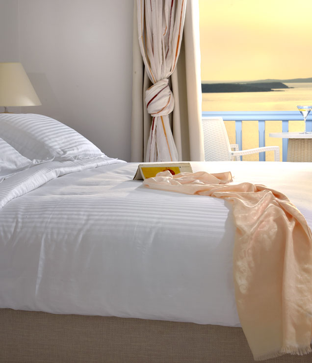 Cyclades Family suites or Family rooms with sea view